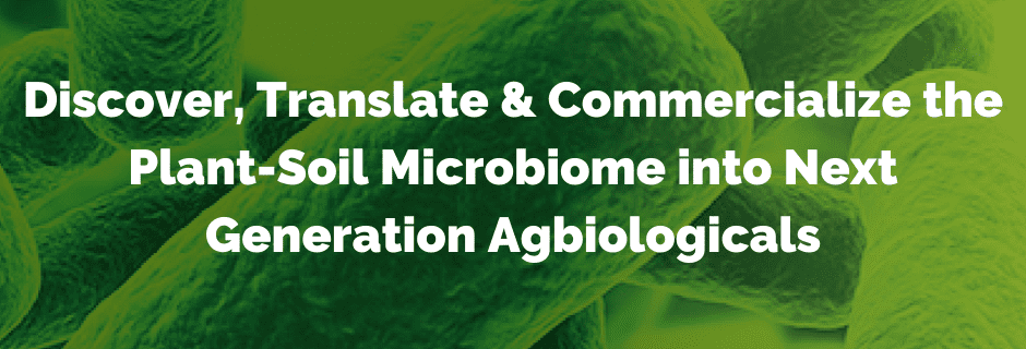 Microbiome Movement Agbiotech Summit 2020